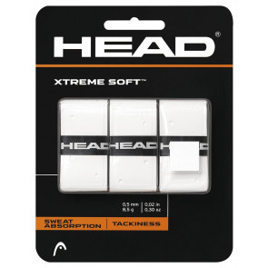 Overgrip Head XTREME SOFT BIANCHI
