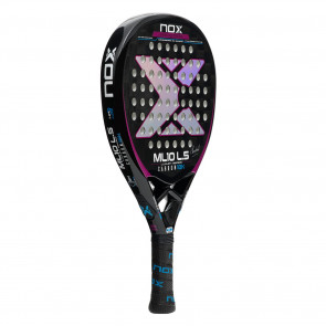 Pala de Padel Nox ML10 LUXURY L5 CARBON 18K 2019