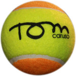 Pelota de Tenis Playa Tom Caruso ITF approved